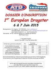 engagement european dragster 2015