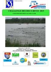 challenge des 2 rives 2015