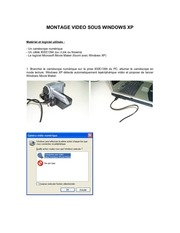 Fichier PDF montage utb