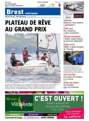 competition voile brest