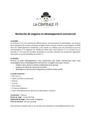 Fichier PDF stagiaire en developpement commercial