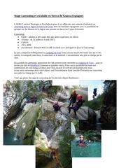 Fichier PDF canyoning escalade