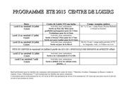 Fichier PDF programme ete 2015