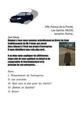 projet faction pdf