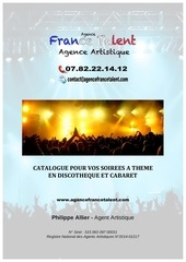 catalogue discotheque cabaret 1