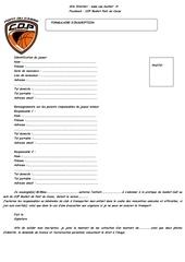 Fichier PDF formulaire cop 1