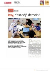 le journal de l animation issy mai2015