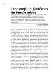 les fantomes du temple solaire