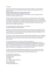 Fichier PDF call for foreign students university of padova