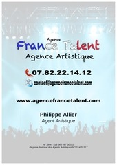 catalogue agence france talent