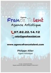 Fichier PDF catalogue agence france talent