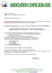 invitation concours agility 2015 definitif 2