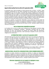 Fichier PDF appel alternatiba paris