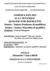 2015 06 06 qualif doublette hac mongeon