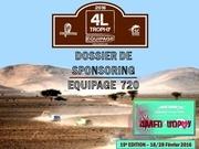 dossier sponsoring 4med trophy
