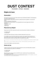 Fichier PDF dust contest nouvelles regles