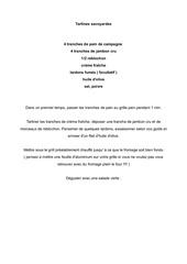 Fichier PDF tartines savoyardes