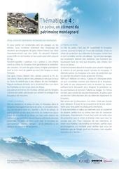 4 le patou un element du patrimoine montagnard