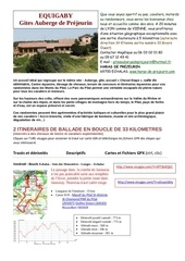 boucles 33km itineraires equigaby