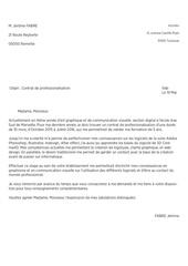 Fichier PDF lettre de motivation contrat pro inconito