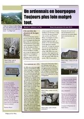 un ardennais en bourgogne journal mensuel mai 2015