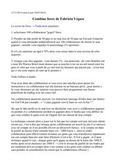 Fichier PDF l indicateur populaire