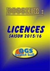 Fichier PDF document licence 2015
