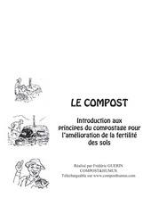 mini ebook compost et humus le compost les principes du compostage frederic guerin