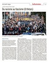du racisme au fascisme 8 theses k mai 2015