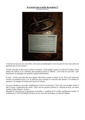 Fichier PDF je n arrive pas a sortir du serpent
