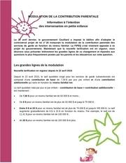 modulation tarifs guide fipeq