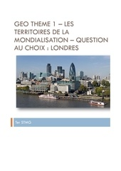 geo theme 1 question au choix londres