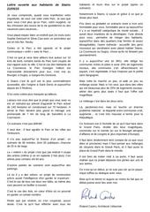 lettre ouvertes aux habitants de stains 150521