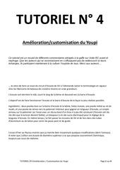 tutoriel n 4 ameliorations