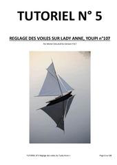 Fichier PDF tutoriel n 5 reglage des voiles sur lady anne y107