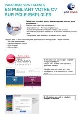 Fichier PDF valorisez vos talents cv en ligne 17430