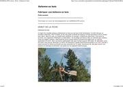 construction environnement ecologie eolienne en bois