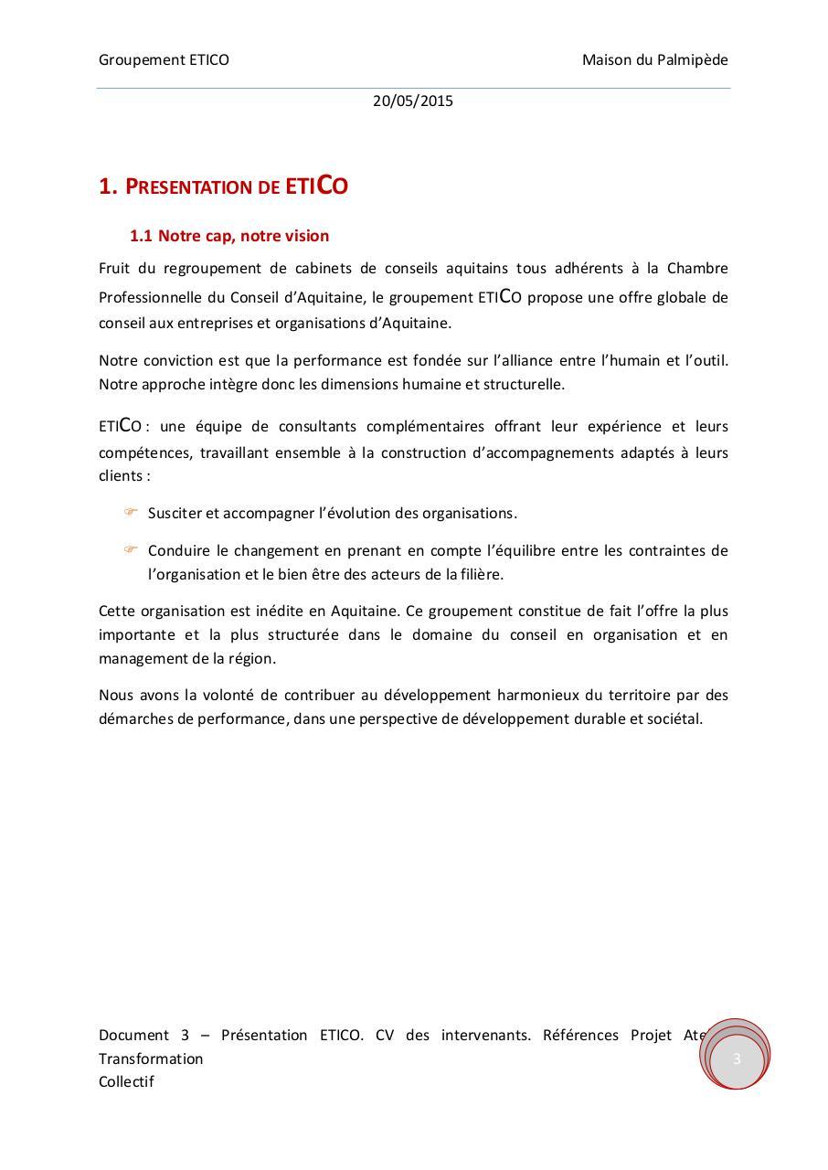 projet atelier transformation collectif par olivier hugues