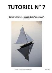 tutoriel n 7 construction des capots bois