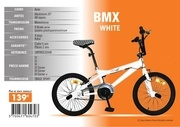 bmx blanc basic sport