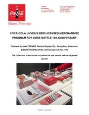 coca cola100 mashup licensing final