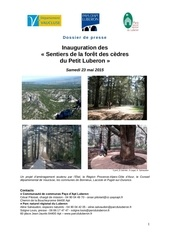 dp inauguration sentiers foret des cedres 230515 1