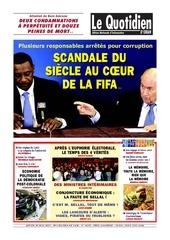 journal le quotidien d oran 28 05 2015