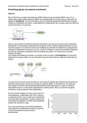 Fichier PDF prioritizing genes via network enrichment