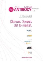 european antibody congress brochure