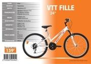 vtt 24p fille basic sport