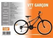 vtt 24p garcon basic sport