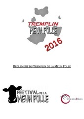 reglement tremplin meuh folle 2016