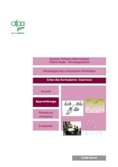 formulaires exercices