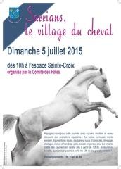 Fichier PDF affiche fete du cheval portrait 1